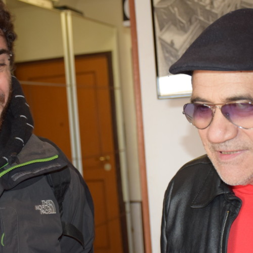 Raffaele e Riccardo Marangio