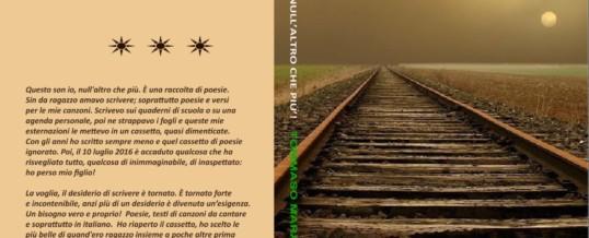 Poesie e canzoni in un libro!