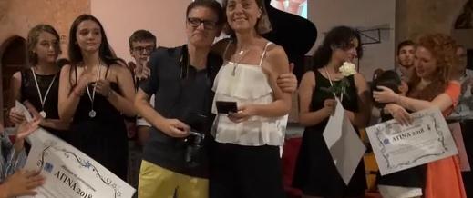 ATINA 2018: omaggio a Riccardo.