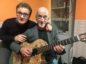 Tommy Blues e Fabio Mariani